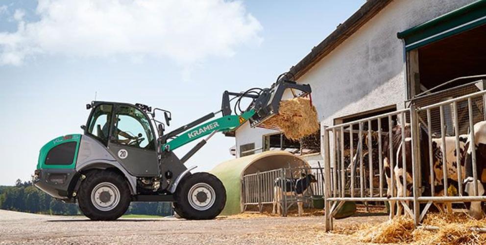 Kmetijska mehanizacija podjetja Sloga d.o.o.
